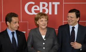 EL eje Berlín, Paris, Bruselas