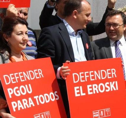Marin Lara Heredia Cañestro y Eroski (2)