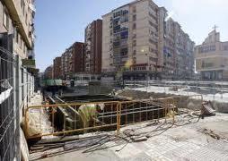 Otro caso igual, sucedió en el tramo de Carretera de Cádiz, encima con la polémica del bulevard