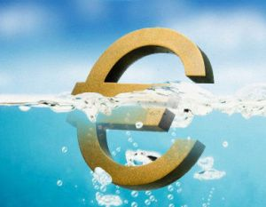 Hundimiento del euro