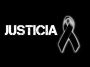 Luto por la Justicia que se fue