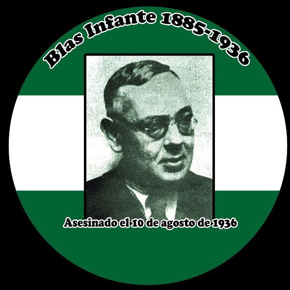 Blas Infante, notario, considerado el padre de la patria andaluza, fusilado por los golpistas contra el orden constitucional republicano, también sin juicio alguno, el 18 de agosto de 1936,