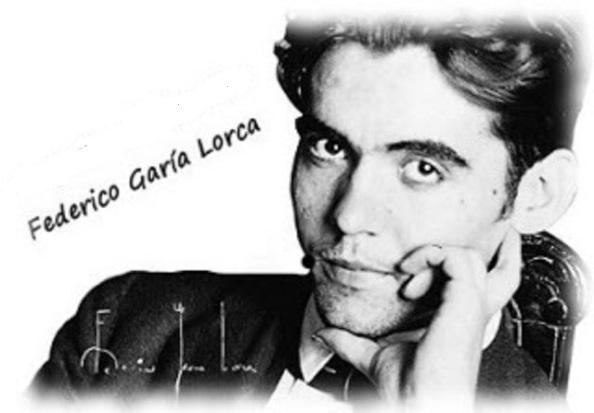 """Federico García Lorca, fusilado por los sátrapas sublevación fascista, el 18 de agosto de 1936, sin juicio alguno sino con la autorización del traidor general Queipo de Llano, con la frase: """"darles café, mucho café"""".."""