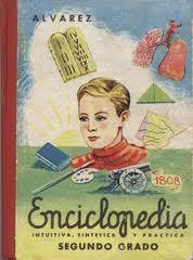 La Enciclopedia Álvarez que teníamos que memorizar.