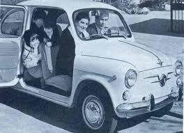 SEAT 600, símbolo del desarrollismo franquista