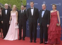 Entre otros, el rey Juan Carlos, la princesa Corinna y los imputados, infanta Cristina y exduque de Palma, Urdangarín