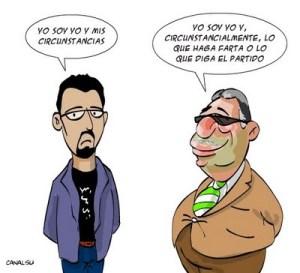 La militancia hoy del PSOE