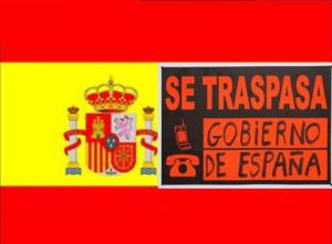 España se traspasa por mor de la banca