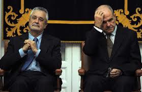 Ya reinaban las pésimas relaciones entre Griñán y Chaves