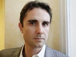 """El informático Falciani que sacó a la luz miles de cuentas bancarias en Suiza """"en negro""""."""