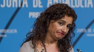 Maria José Montero, que pasa de su buena gestión en la Sanidad pública andaluza a unaHacienda sin salud