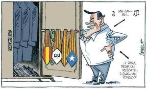 ¿Seguirá jugando Artur Mas al travestismo político?