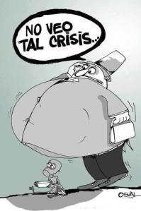 El capital especulativo que nunca estuvo en crisis pero sí es la raíz de la crisis