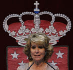 Esperanza Aguirre, Grande de España
