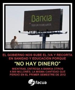 Facua Bankia