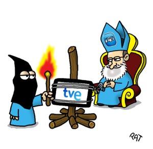 TVE, Torquemada televisión