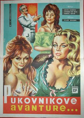Otro cartel de la versión española