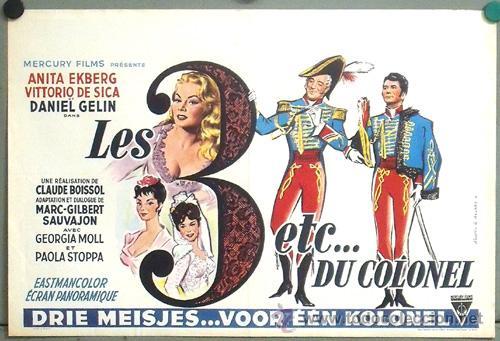 3 etc poster francés