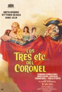 Cartel de la película en versión española