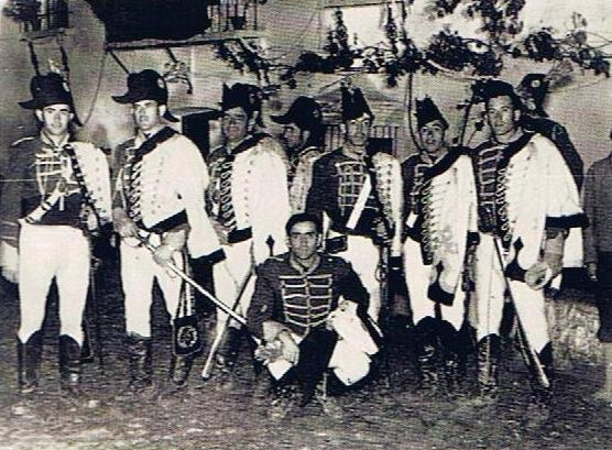 grupo de jimenatos napoleónicos 3 etc del coronel jimena