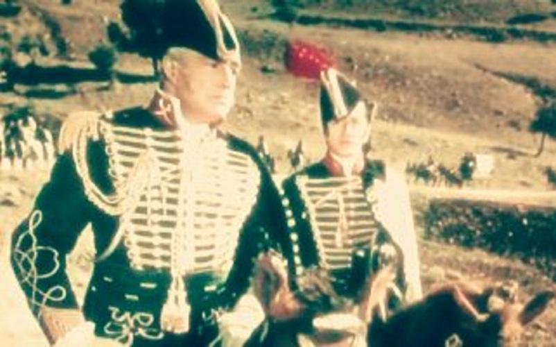 Vitorio de Sica y Daniel Guerín 5 etc coronel