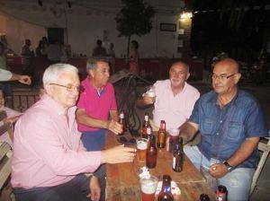 47 años después, citados en la felia de San Pablo (23.08.2014), Gabriel Menéndez, Gavilán, Quirós y Trillo.
