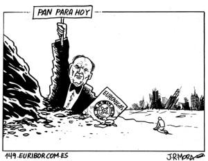 Eurovegas: Otro Bienevenido Mr Marshall