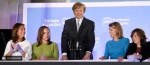 Ángela Merkel, en terreno afín.