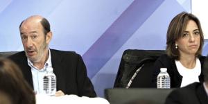 Rubalcaba y Chacón, los dos exministros más influyentes de la etapa de Zapatero