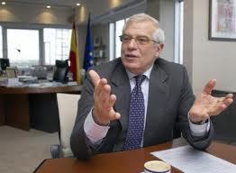 """Borrell, """"El Breve"""", que removió a las bases del PSOE"""