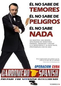 Lo de Carromero, guión para un film