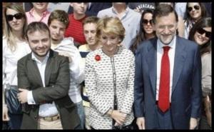 Carromero Aguirre y Rajoy, previo al homicidio involuntario