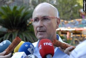 Durán i Lleida con dificultades para explicar la deriva de su coaligado Artur Mas