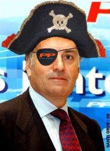 Luis Bárcenas, extesorero del PP con cuentas corrientes en Suiza por 22 millones de euros del Gürtel