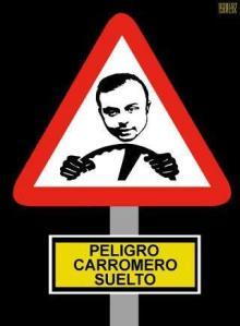 Carromero, que ha durado en la cárcel menos que Esperanza Aguirre de funcionaria