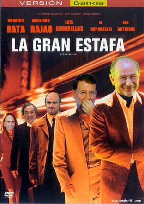 Quéjate gráficamente de nuestros políticos - Página 5 Rajoy-la-gran-estafa