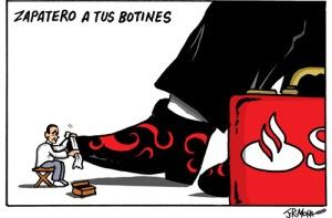Incomprensible el indulto no explicado del Gobierno ZP a Alfredo Sáen del Santander