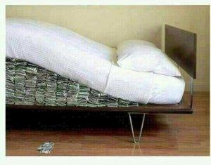¿Es esta la cama de Bárcenas?
