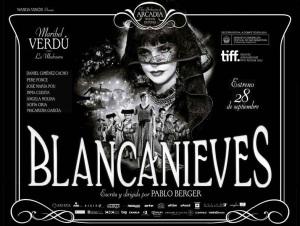 """""""Blancanieves"""", triunfadora de los Goya 2013."""