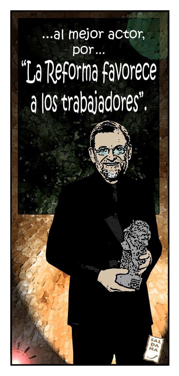 Premio Goya al mejor actor