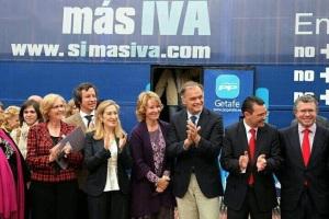 El PP, traicionando lo prometido dispuesto a cargarse con el subidó del IVA, los bienes culturales