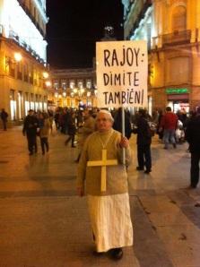La dimisión de Rajoy es un clamor