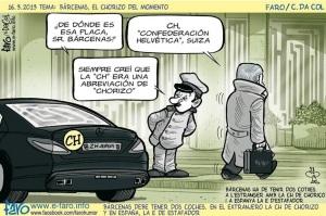 Bárcenas CH