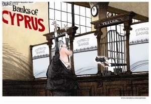 El Banco de Chipre con este rescate se queda con el dinero de ahorradores y accionistas
