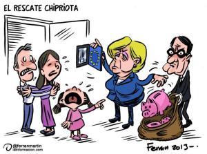 Desvalijando a la ciudadanía chipriota