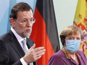 Rajoy por la corrupción en el PP, cada vez la marca España en la almoneda