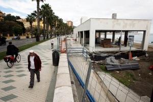 Los nuevos chiringuitos en las plas de Málaga