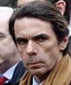 El Aznar, rencoroso y avinagrado al que nos tiene acostumbrado