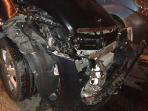 Estado que presentó el vehículo conducido por Miguel Ángel Rodríguez