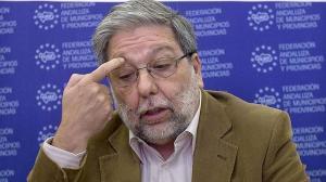 Francisco Toscano, alcalde de Dos Hermanas (Sevilla) y expresidente de la FAMP